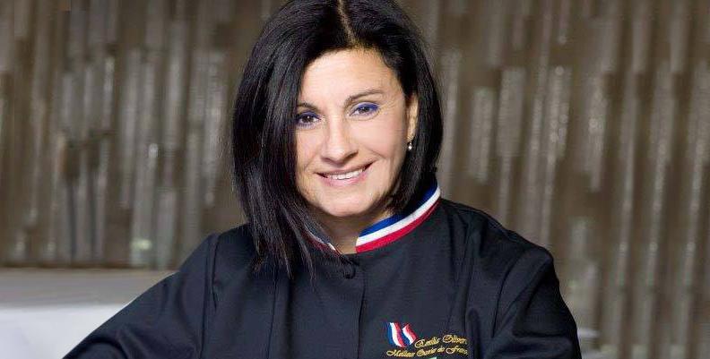 Emilia Oliverio - Meilleure ouvrier de France